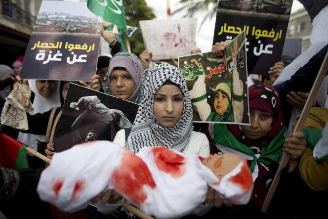 Le lendemain du « vendredi noir», des manifestations de soutien aux Palestiniens s'étaient tenues dans plusieurs villes du pays, dont Tamra.