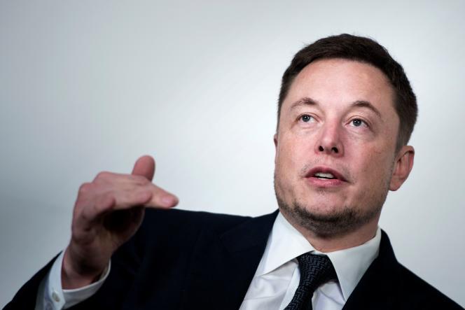 Elon Musk– ici, en juillet 2017– avait annoncé sur Twitter au mois d'août qu'il comptait retirer le groupe Tesla de la Bourse.