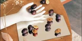 «Les quetsches et les mirabelles, c'est ma passion double. Deux prunes magiques de ma région», explique la chef Marion Goettlé.
