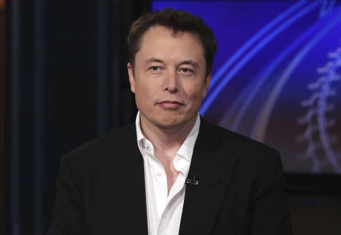 Elon Musk, en septembre 2014 à New York.
