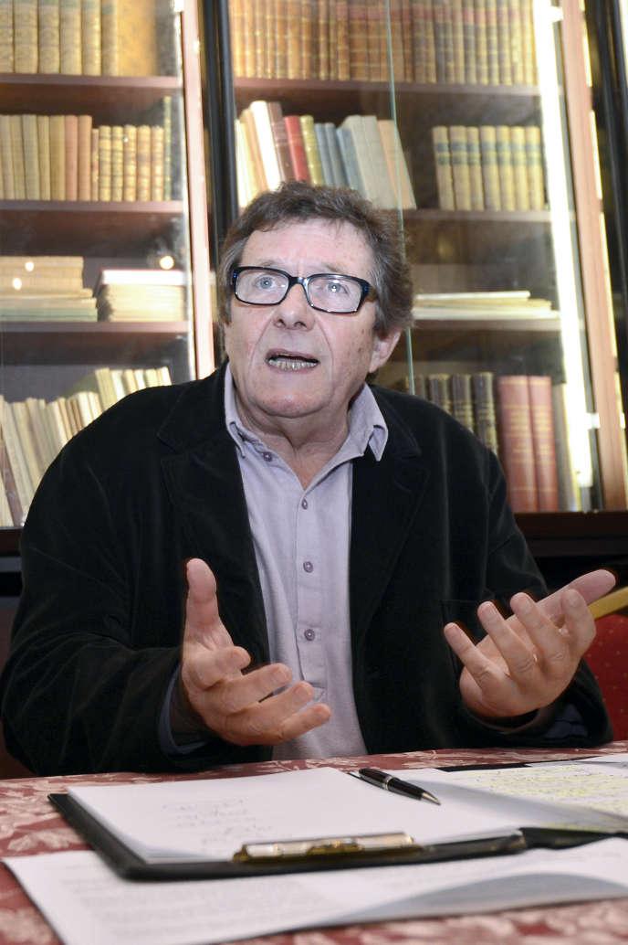 Jean Viard.
