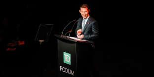 Benjamin Smith, à Toronto (Canada), le 12 avril.
