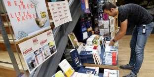 581 romans avaient été publiés à l'occasion de la rentrée littéraire en 2017.