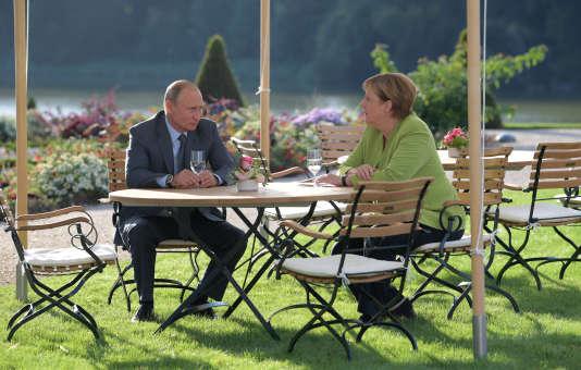 Merkel-Poutine, un rapprochement pragmatique