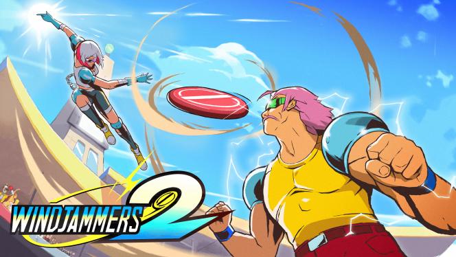 Dotemu a annoncé le retour de« Windjammers», une licence de 1994 qui a mis vingt ans à devenir populaire.