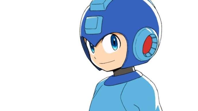 Le héros de « Megaman11», jeu d'action pour enfants de 7 à 77ans. Mais gare à l'eau qui dort…