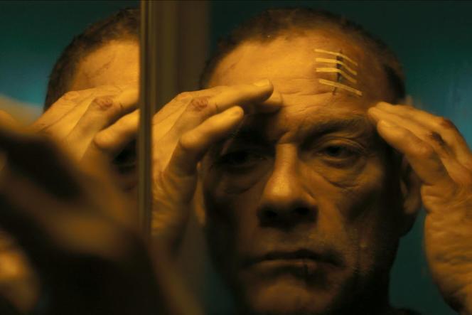 Jean-Claude Van Damme dans« Lukas», de Julien Leclercq.