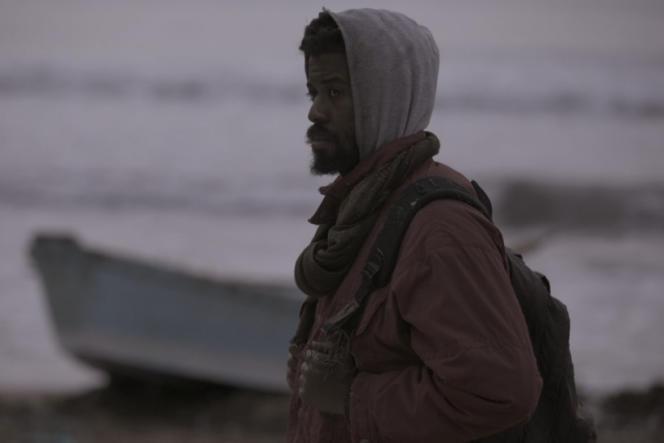 Jawhar Soudani dans«The Last of Us» («Akher Wahed Fina»),d'Ala Eddine Slim.