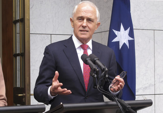 Mardi, le premier ministre australien a provoqué (et remporté) un vote interne.