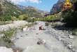 Les gorges du Raganello sont un parcours conseillé aux seuls randonneurs expérimentés en raison des nombreuses difficultés.