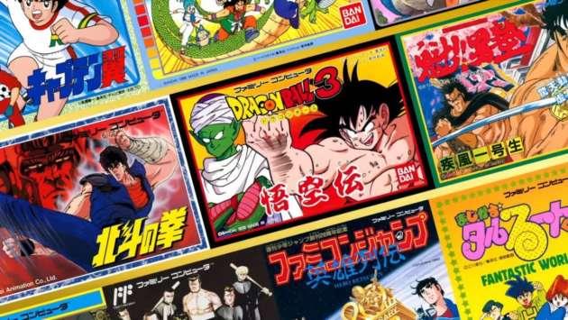 «Ken le Survivant»,«DragonBall3»,«Olive& Tom»… Nintendo réédite au Japon vingt jeux de l'âge d'or de Shonen Jump, dont la plupart inédits en France.