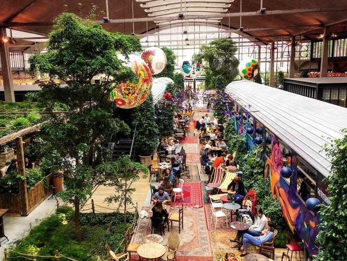 Sur 4 500 m2, le restaurant La Felicita compte 1 000 places assises à l'intérieur, 500 en terrasse…