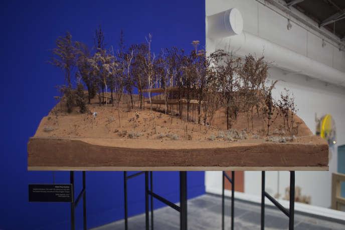 Exposition«Dreams and Promises – Models of Atelier Peter Zumthor» (2018) à la 16e Biennale d'architecture de Venise.