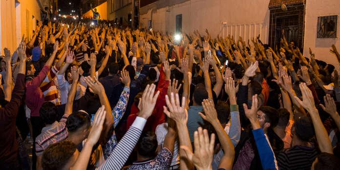 """Résultat de recherche d'images pour """"Maroc : 188 personnes ayant participé à la révolte du Rif graciées par le roi, 2018"""""""