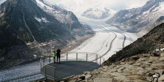 Dans les Alpes, le réchauffement climatique fait dévisser les montagnes