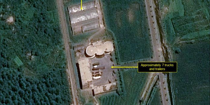 Un « test très important » effectué sur la base de lancement de Sohae, en Corée du Nord