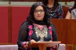 Australie : le discours de la première femme musulmane à entrer au Sénat.