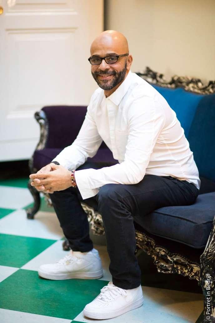 L'Egyptien Mo Gawdat est unancien directeur du laboratoire de recherche Google X.