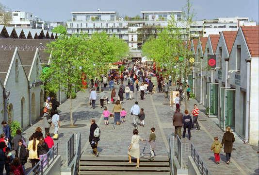 Bercy Village, in the 12th arrondissement, is classified in