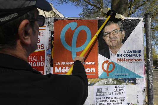 La France insoumise réunit ses militants à Marseille jusqu'au 26 août.