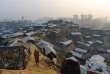 Dans le camp de Balukhali, au Bangladesh.