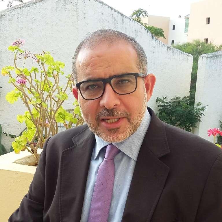 Aref Ali Nayed, candidat à l'élection présidentielle en Libye.