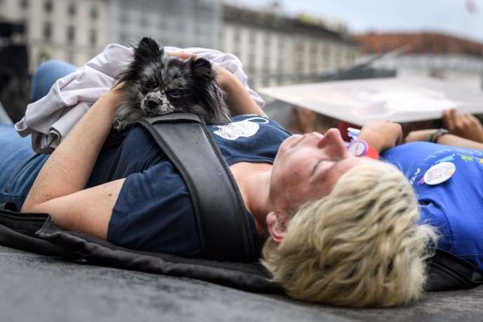 Selon des expériences menées au Japon et en Grande-Bretagne, les chiens et les chats sécrètent de l'ocytocine, surnommée «hormone de l'affection et de la confiance», au même titre que les humains.