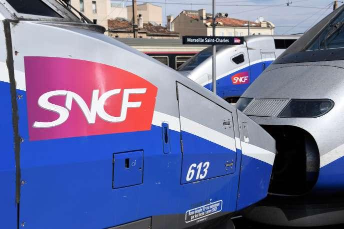 Vendredi 24 août peu avant 18 heures, le TGV 6045 est« sorti de la voie » à l'entrée de la gare Saint-Charles, sans faire de blessés.