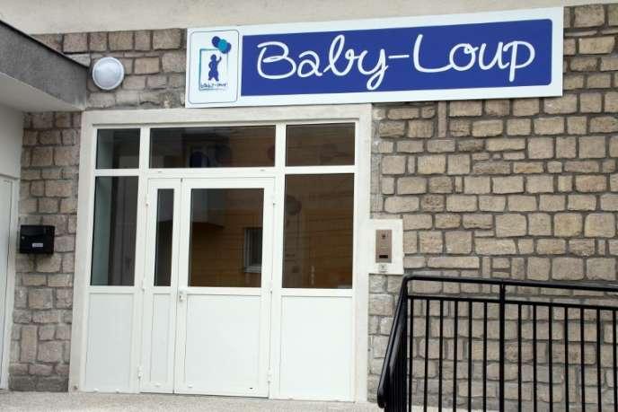 La crèche Baby-Loup, dans la commune de Conflans-Sainte-Honorine (Yvelines) en 2014.