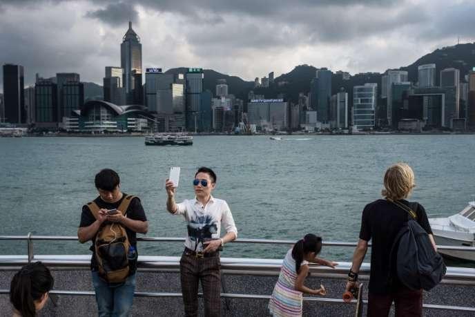 A Hongkong, en octobre 2016.