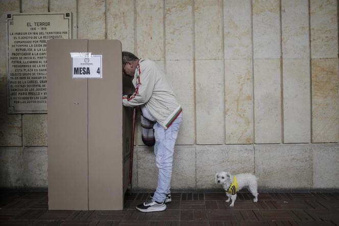Les Colombiens étaient appelés aux urnes pour un référendum, le 26 août.