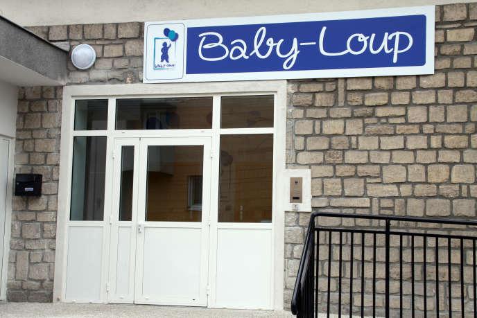 La crèche Baby-Loup à Conflans-Sainte-Honorine (Yvelines), en juin 2014.