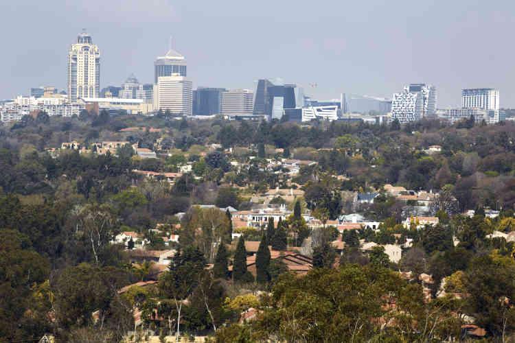Les spécialistes estiment que dans les cinq ou dix prochaines années, la physionomie des quartiers nord de Johannesburg devrait etre profondément bouleversée.