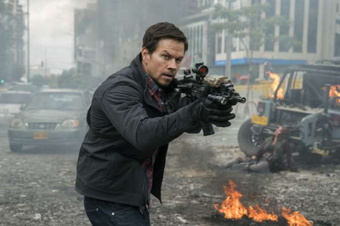 Mark Wahlberg dans « 22 Miles » (« Mile 22 »), de Peter Berg, .