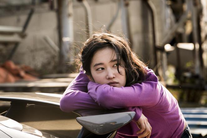 Au cours du film «Burning», Haemi (Jeon Jong-seo) ne se contente plus d'être un mystère, elle devient une absence