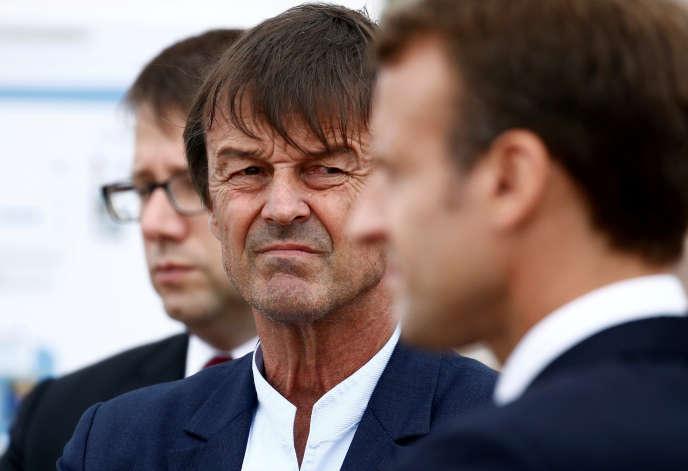 «C'est symptomatique de la présence des lobbys dans les cercles du pouvoir. Il faut à un moment ou un autre poser ce problème sur la table parce que c'est un problème de démocratie: qui a le pouvoir?», a dit Nicolas Hulot, le 28 août, sur France Inter.