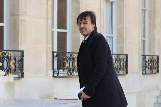 Le ministre de la transition écologique et solidaire a annoncé son départ du gouvernement, sans, dit-il, avoir prévenu le président ou le premier ministre.