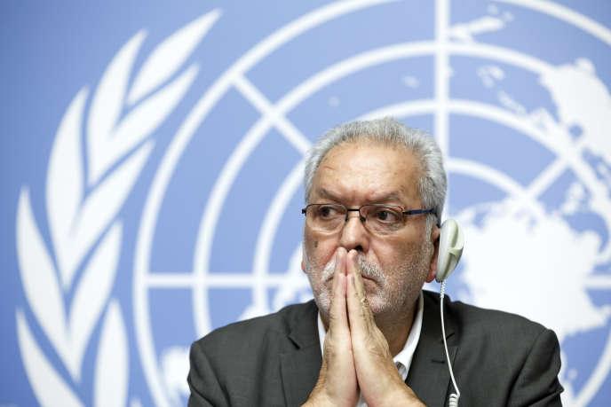 Le groupe d'experts présidé par le Tunisien Kamel Jendoubi relève que les frappes de la coalition menée par l'Arabie saoudite «ont causé le plus de victimes civiles directes», touchant des «zones résidentielles».