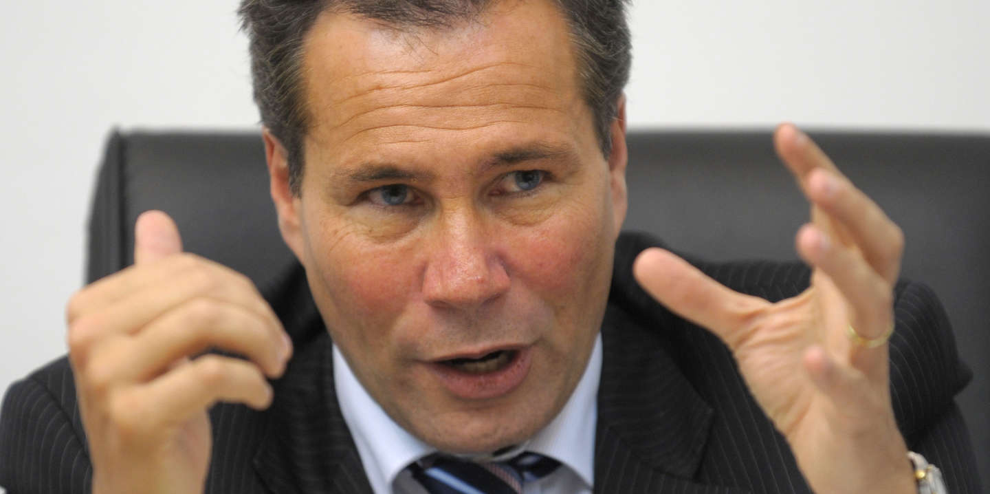 Argentina's Public Prosecutor Alberto Nisman gives a press conference in Buenos Aires on May 20, 2009. Nisman, who on January 14, 2015 accused President Cristina Kirchner of obstructing a probe into a 1994 Jewish center bombing, was found shot dead on January 19, 2015, just hours before he was due to testify at a congressional hearing. Alberto Nisman, 51, was found dead overnight in his apartment in the trendy Puerto Madero neighborhood of the capital.