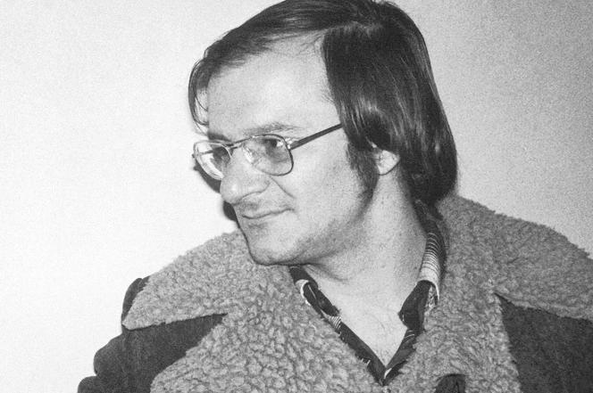 Claude Vivier, en 1981.