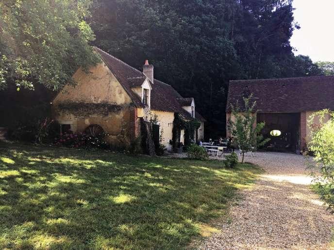 D'une Ile, une maison d'hôtes dans l'Orne.