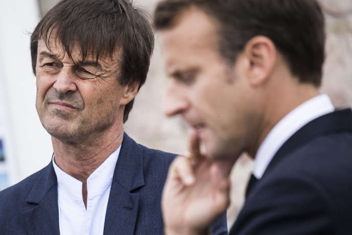 Nicolas Hulot, ministre de la transition écologique et solidaire, a annoncé sa démission surprise mardi 28 août en direct sur France Inter.