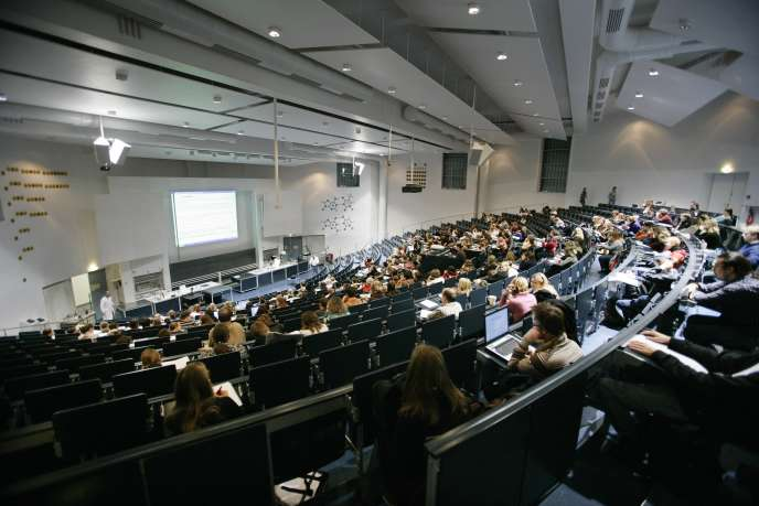 L'université LMU à Munich, en Allemagne.