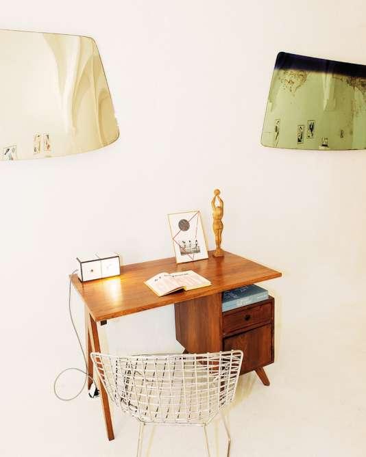 La marchande des 4 saisons propose une sélection d'objets et de mobilier, à Arles.
