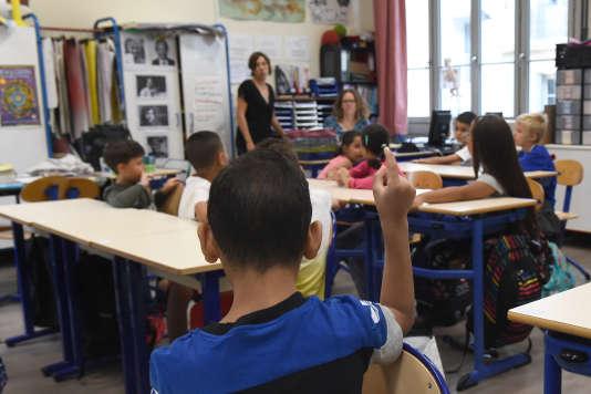 Lundi 3septembre, plus de 12millions d'élèves reprendrontle chemin de l'école.