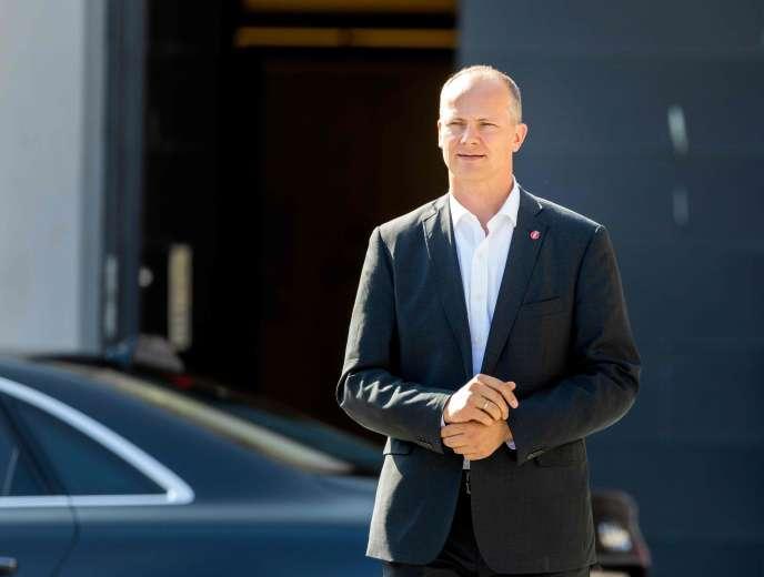M. Solvik-Olsen, membre du parti du Progrès (droite anti-immigration), était à son poste depuis 2013.