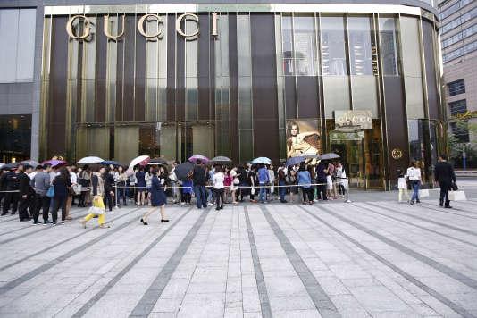 La Chine redevient l'eldorado du luxe