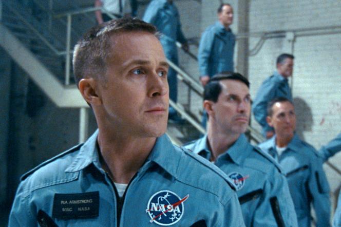 Ryan Gosling dans «First Man», réalisé par Damien Chazelle.