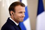 Emmanuel Macron, le 30 août 2018.