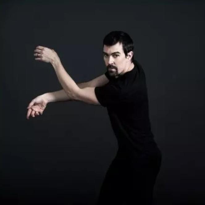 Le danseur et chorégraphe Nicolas Paul.